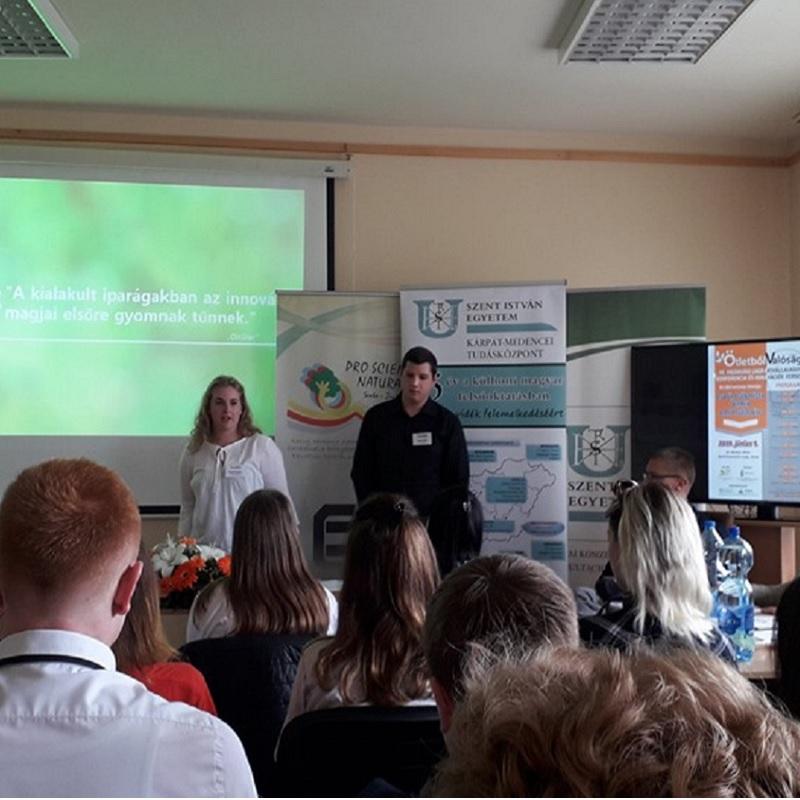 """Ötletből Valóság"" III. Vajdasàgi (agràr)vállalkozói konferencia ès innovàciòs verseny"